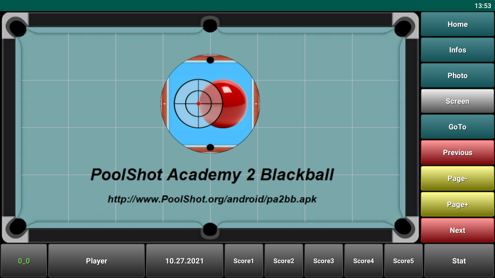 Download PoolShot Academy 2 Blackball Android App